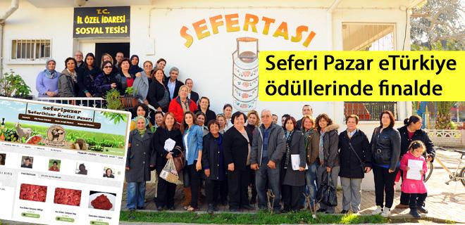 Seferipazar eTürkiye'de finale kaldı