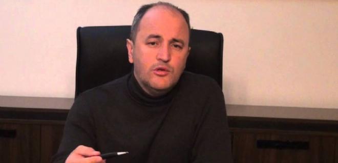 AK Parti İlçe Başkanlığına Hamit Nişancı atandı