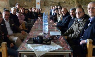Türkiye'nin sakinleri Halfeti'de buluştu
