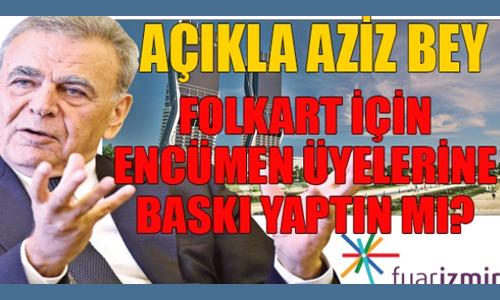 Kocaoğlu İzmir'i peşkeş mi çekiyor?