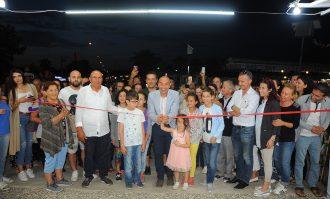 AVM Gibi Gece Pazarı Açıldı