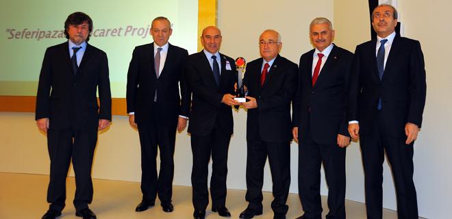 Seferipazar eTürkiye birincisi