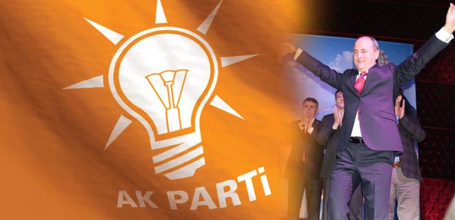 AK Parti listesi açıklandı