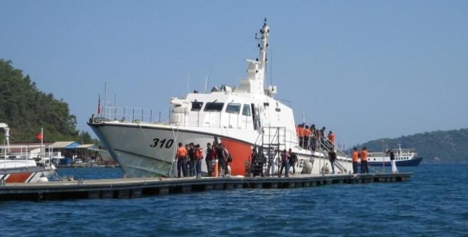 Doğanbey'de 36 kaçak yakalandı