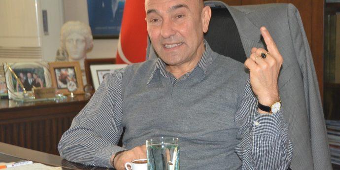 Başkan Soyer, çalışan gazeteciler günü nedeniyle  mesaj yayınladı