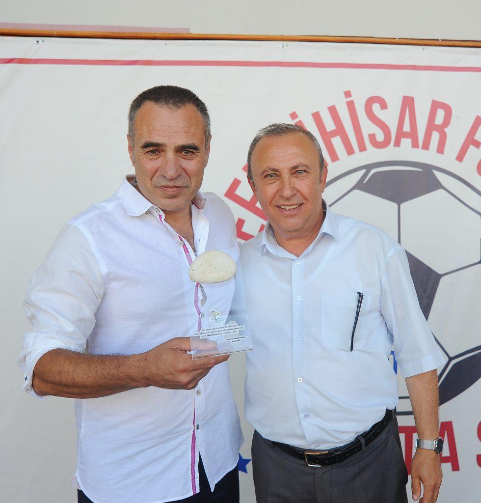 Ersun Yanal Türk Futbolunu Seferihisar'dan Değerlendirdi