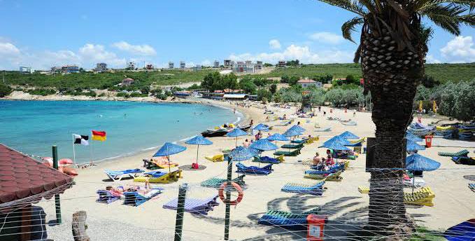 Akkum Plajı için kampanya!