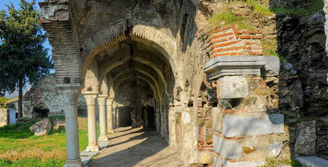 Seferihisar'da tarihi köy, turizme kazandırılacak!
