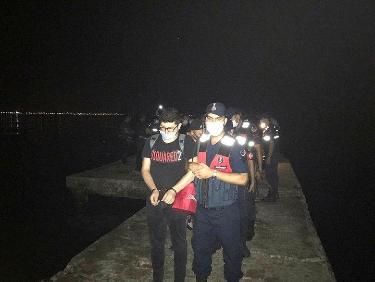 FETÖ şüphelileri Samos'a kaçacaktı