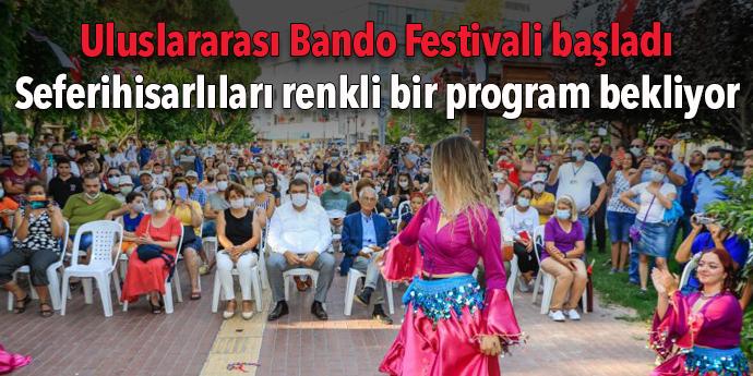 Yetişkin, Bando Festivali'nde Atatürk'ü anımsattı