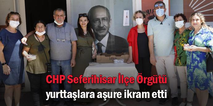 CHP Seferihisar, birlik mesajı verdi