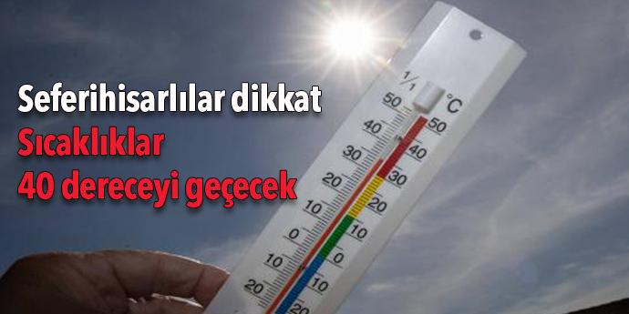 Meteoroloji 'aşırı sıcak' uyarısı yaptı