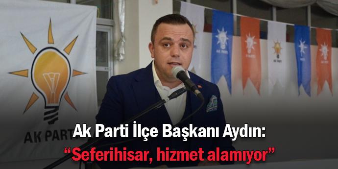 Ak Parti Seferihisar Danışma Kurulu toplandı