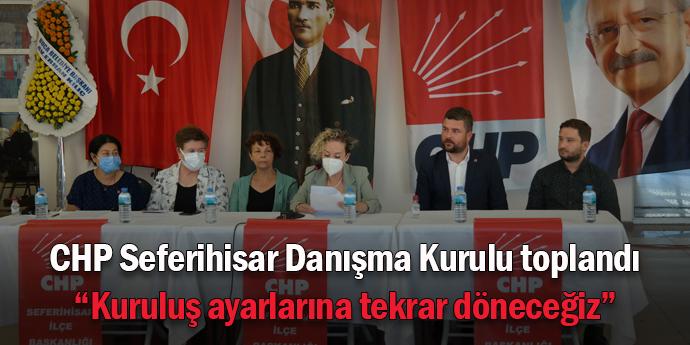 CHP Danışma Kurulu Toplantısı'nda Cumhuriyet vurgusu