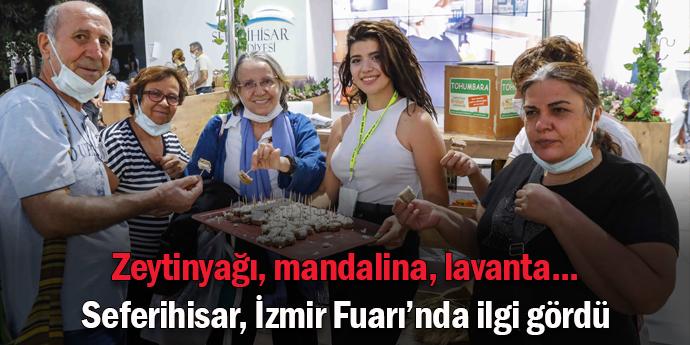 Seferihisar lezzetleri İzmirlilerden tam not aldı