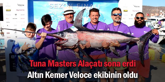 Tuna Masters Alaçatı sona erdi
